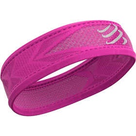 Compressport On/Off Thin Headband pink
